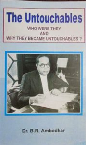 The Untouchables Who Were They and Why They Became  Untouchables?